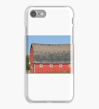 Rad Baen with a Black Roof iPhone Case/Skin