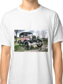 Classic Cars Ford - HDR Classic T-Shirt