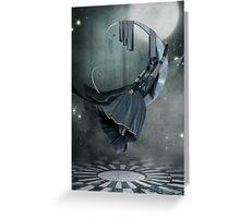 Luna 3 Greeting Card