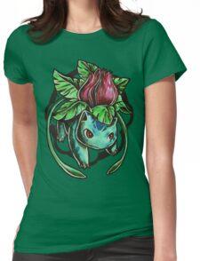 Ivysaur Womens Fitted T-Shirt