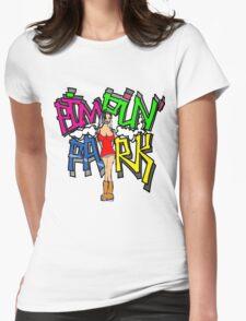 Grafiti Girl Womens Fitted T-Shirt