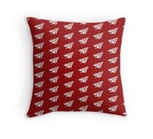 Paper Airplane 34 Throw Pillow