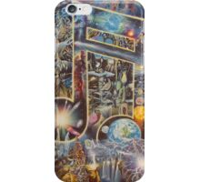 """""""Sonic Aftermath"""" iPhone Case/Skin"""