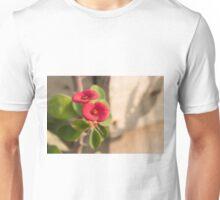 Euphorbia milii Unisex T-Shirt