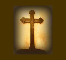 Wooden Altar Cross by VJMaheu