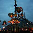 Space Mountain: Mission 2 by Margybear
