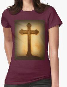 Wooden Altar Cross T-Shirt