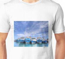 Fishing Fleet Fremantle WA - HDR Unisex T-Shirt