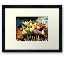 """""""Offerings"""" - ryan riggs Framed Print"""