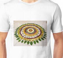 Floral Patern Unisex T-Shirt
