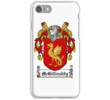 MacGillicuddy (Kerry) iPhone Case/Skin