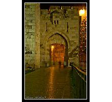 Jaffa Gate Photographic Print