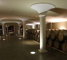Inside the Tasting Cellar by Luann Gingras