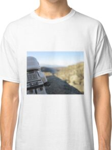 Dave Stormtrooper  Iceland Landscape Classic T-Shirt