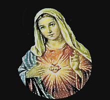 Our Lady of the Sacred Heart Unisex T-Shirt