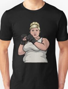 punch you out pam Unisex T-Shirt