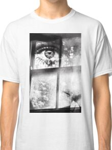 The face at the window Classic T-Shirt