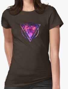 The center of the Universe (The Galactic Center Region ) Womens Fitted T-Shirt