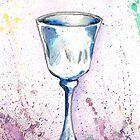 Watercolor Wine by Tigger777