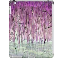 Purple Reeds 2-Available As Art Prints-Mugs,Cases,Duvets,T Shirts,Stickers,etc iPad Case/Skin