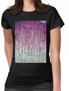 Purple Reeds 2-Available As Art Prints-Mugs,Cases,Duvets,T Shirts,Stickers,etc T-Shirt