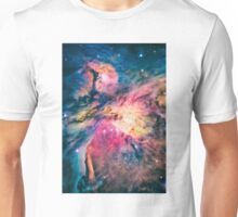 The awesome beauty of the Orion Nebula  Unisex T-Shirt