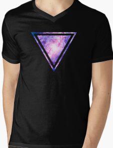 Cosmic vacuum cleaner (Spiral Galaxy M83) Mens V-Neck T-Shirt