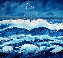 Fury at Sea by Lorraine Foster