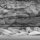 Emerging Rocks 4 by Heather Davies