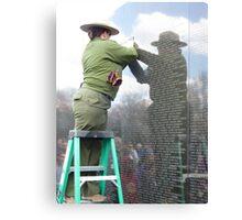 Vietnam War Memorial  Canvas Print