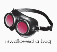 I Swallowed a Bug by Will Bueche