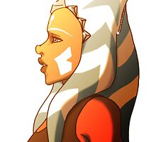 Ahsoka Tano by The Quiet Storm
