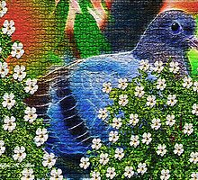 ~ THE MOSAIC DOVE ~ by Madeline M  Allen