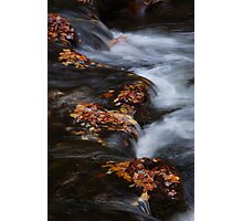 fall over the edge Photographic Print