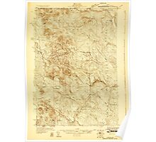 Maine USGS Historical Map Greenlaw 807526 1930 48000 Poster