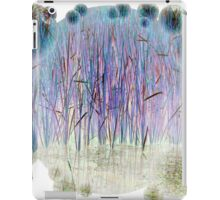 Light Blue Reeds-Available As Art Prints-Mugs,Cases,Duvets,T Shirts,Stickers,etc iPad Case/Skin