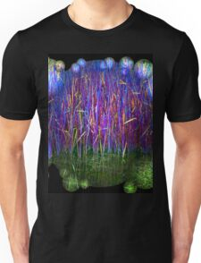 Many Coloured Reeds 2-Available As Art Prints-Mugs,Cases,Duvets,T Shirts,Stickers,etc T-Shirt