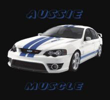 Ford FPV Boss 302 GT Aussie Muscle One Piece - Short Sleeve