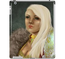 Elegant iPad Case/Skin