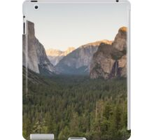 Tunnel View at Dusk iPad Case/Skin