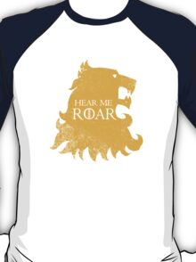 House Lannister - Game of Thrones T-shirt / Phone case / More 2 T-Shirt