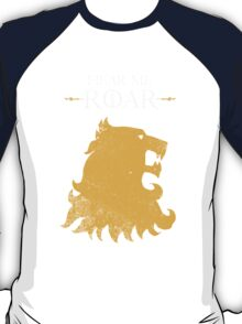 House Lannister - Game of Thrones T-shirt / Phone case / More T-Shirt