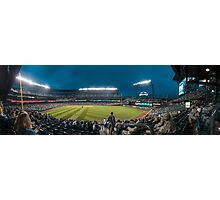 Safeco Right Field Night Panorama Photographic Print