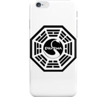 Lost Swan Station iPhone Case/Skin