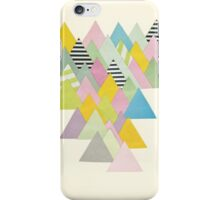 French Alps iPhone Case/Skin