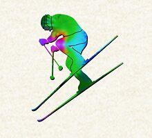 Tie-Dye Skier Hoodie