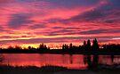 Psychedelic Sunrise by Leanna Lomanski
