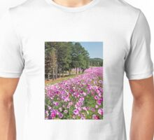 Cosmos - Wild Flowers Everywhere Unisex T-Shirt
