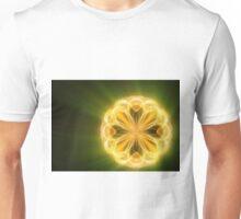 Smoke art - Lemon lime Unisex T-Shirt