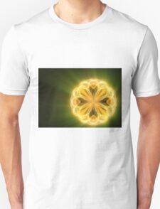 Smoke art - Lemon lime T-Shirt